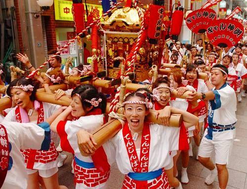 Lễ hội truyền thống Nhật Bản